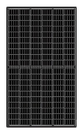 LONGi Solar LR6-60-HPB-315M solar panel
