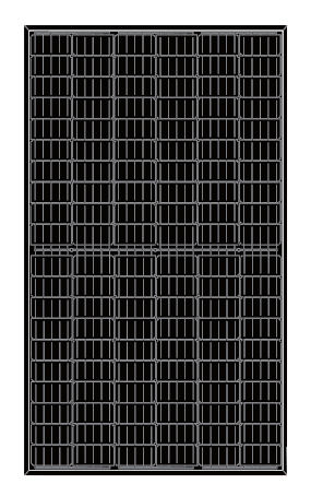 LONGi Solar LR6-60-HPB-320M solar panel