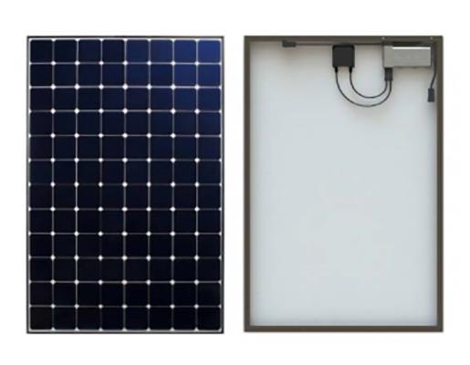 SunPower SPR-X21-345-D-AC solar panel