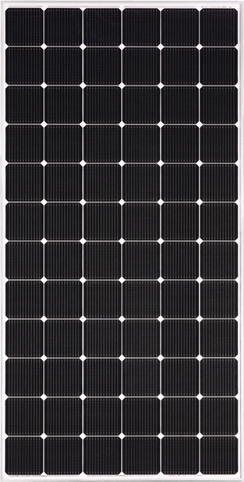 LG Solar LG400N2W-A5 solar panel