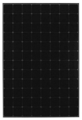 SunPower SPR-X21-335-BLK-D-AC solar panel