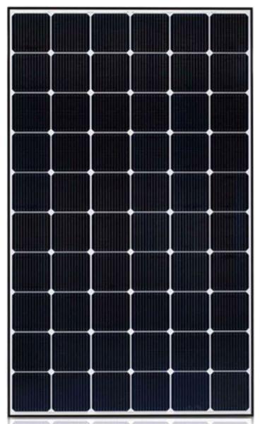 LG Solar LG370Q1C-V5 solar panel