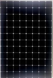 SunPower SPR-E20-327-COM solar panel