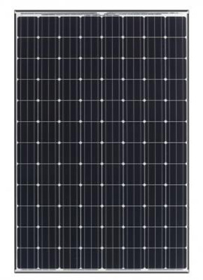 Tesla SC315B2 solar panel