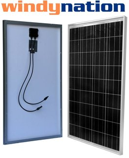 Windynation SOL-100P-01 solar panel